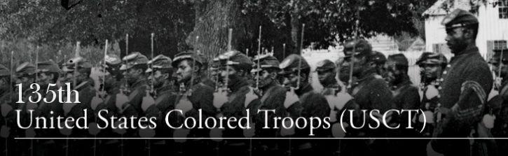 135th US Colored Troop